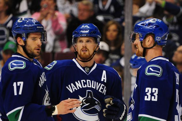 Kesler, Sedin Twins Need to Carry Canucks