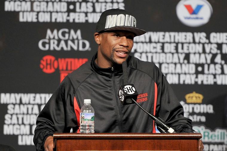 Floyd Mayweather: A Money-Making Boxing Machine