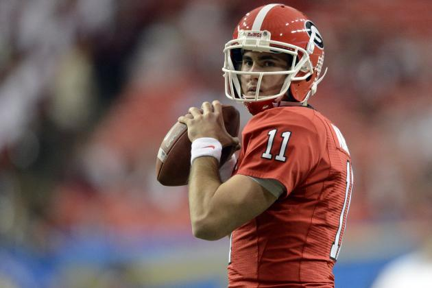 Johnny Manziel and AJ McCarron Get the Headlines, but Don't Forget Aaron Murray
