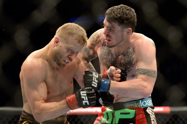 Chris Camozzi Now Faces Ronaldo 'Jacare' Souza in UFC on FX 8 Co-Main Event