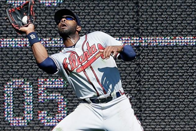 Heyward Hoping to Return Earlier Than Month's End