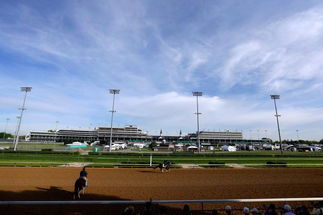 Kentucky Derby Start Time: TV Listings and Complete Schedule for Race