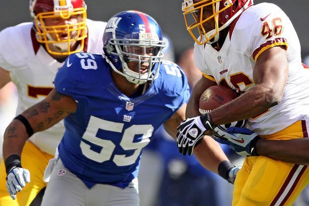 Giants, Boley 'Very Unlikely' to Reunite