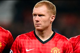 Scholes Could Feature for First Time Since January