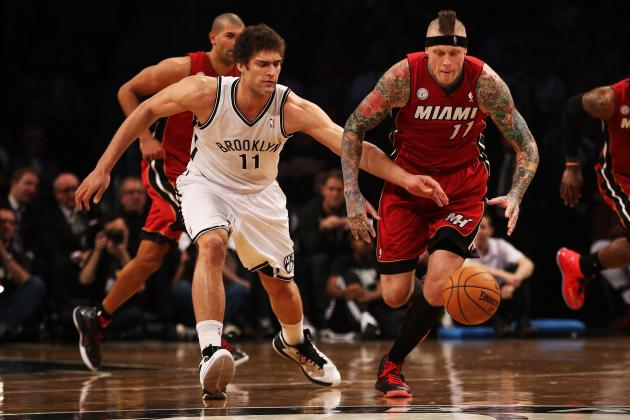 Debate: Who Would You Rather the Heat Face in Round 2 -- Nets or Bulls?