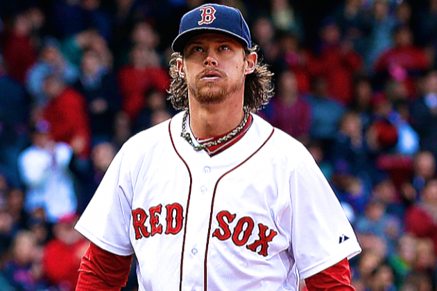 Boston Red Sox: Is Clay Buchholz Cheating by Throwing Spitballs?