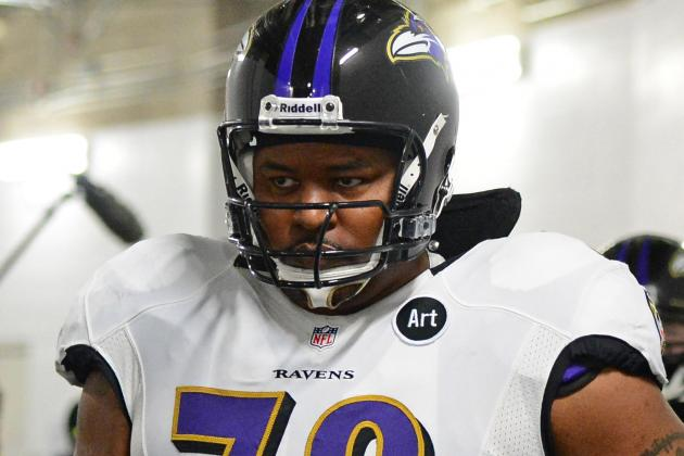 Bryant McKinnie: 'I'm Excited to Be Back, I Didn't Really Want to Leave'