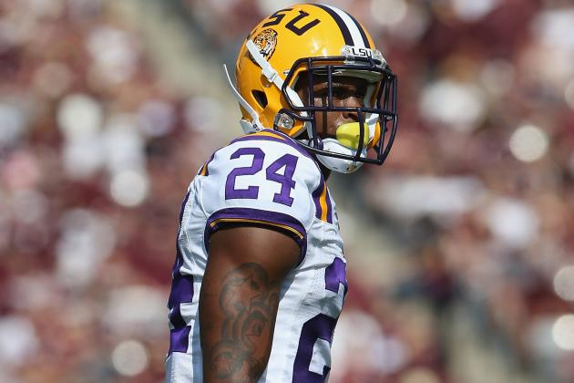 Former LSU Cornerback Tharold Simon Has His Say About His Eunice Arrest