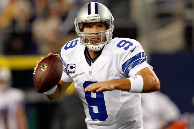 Cowboys Betting Everything on Tony Romo
