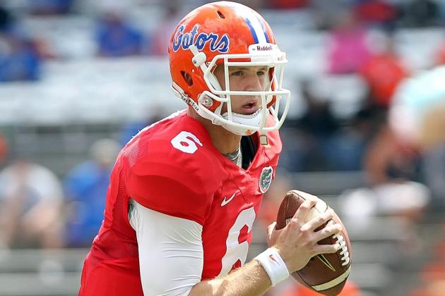 Muschamp Pleased with Driskel's Offseason Progress