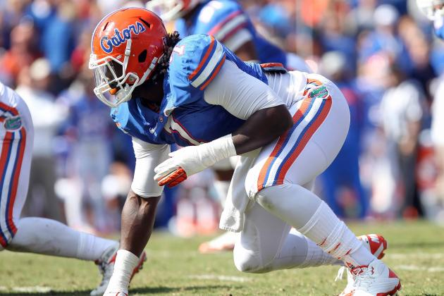Florida Looks for Ramped-Up Pass Rush