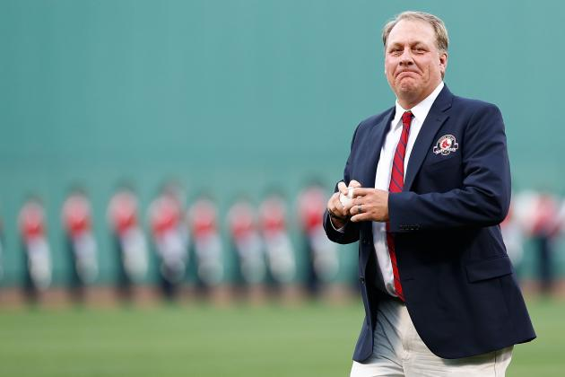 Curt Schilling Gives Celtics Advice on Comeback