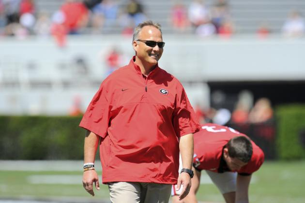 Richt, McGarity Say SEC Network Will Help on Recruiting Trail