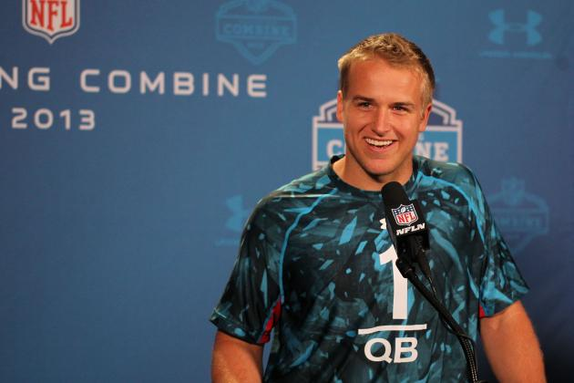 Matt Barkley: 'I Can Come in Right Away and Make an Impact'