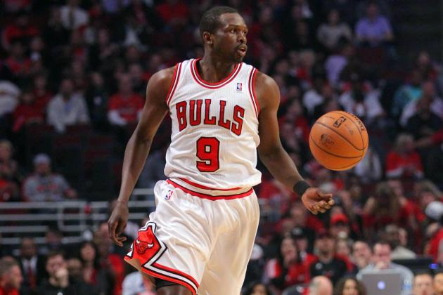 Bulls' Luol Deng Has Spinal Tap to Test for Meningitis