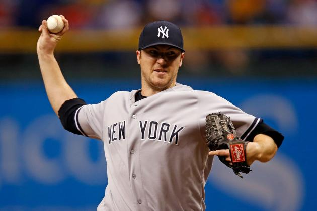 Yankees Pitcher Phil Hughes Would Fit with NY Mets