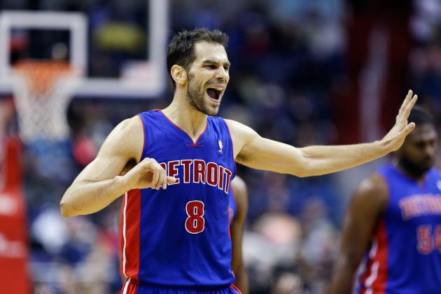 2013 NBA Free Agents: Jose Calderon and Under-the-Radar Difference Makers