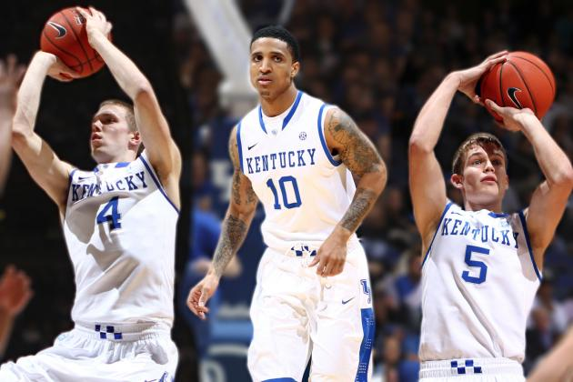 Jon Hood, Jarrod Polson and Twany Beckham Are Set to Graduate