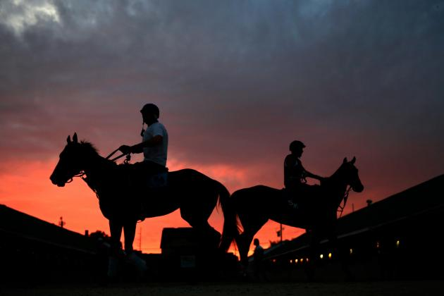 Kentucky Derby Post Time and TV Schedule for Saturday's Race