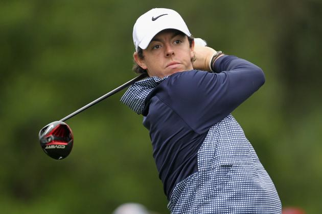 McIlroy: Olympic Rules Give Me Choice Between Britain and Ireland