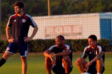 Juninho Return Changes New York's Dynamic