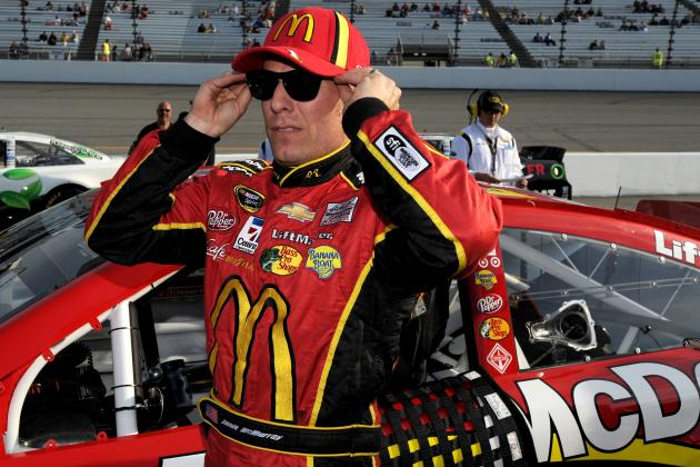 NASCAR's Jamie McMurray Has No Regrets About Leaving Ganassi