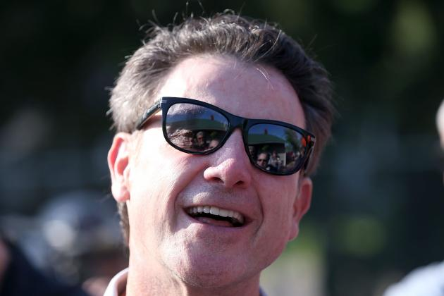 Rick Pitino Talks Kentucky Derby, Final Four and Next Season's Prospects
