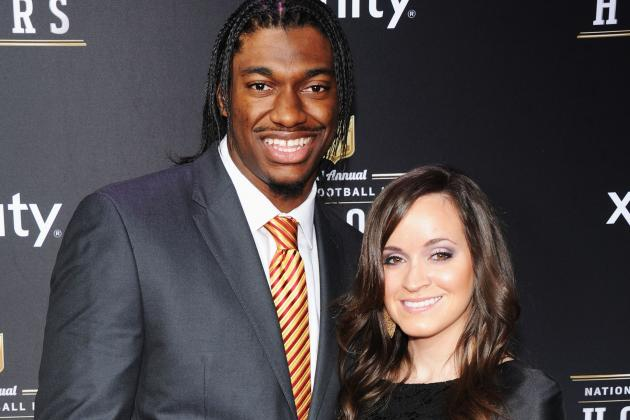 Robert Griffin III's Popularity Mounts in D.C. Circles
