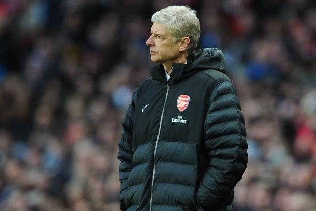 Wenger: Arsenal Have a Great Future