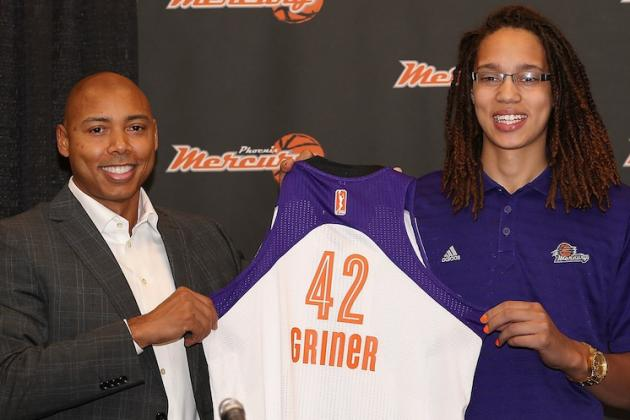 Brittney Griner Signs with a Chinese Team Because It Pays a Lot More