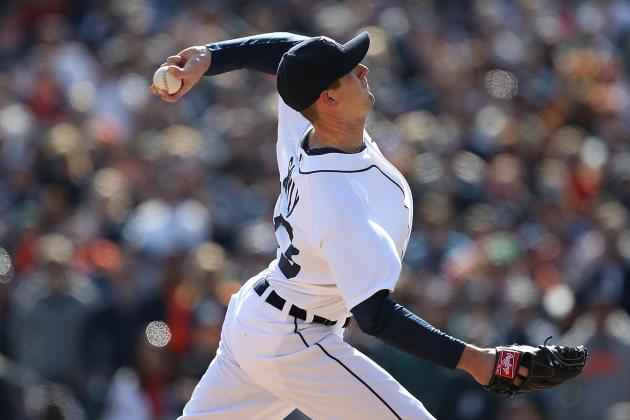 Tigers' Starting Pitching Has Been Even Better Than Anticipated