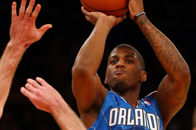 2012-2013 Orlando Magic Player Evaluations: DeQuan Jones