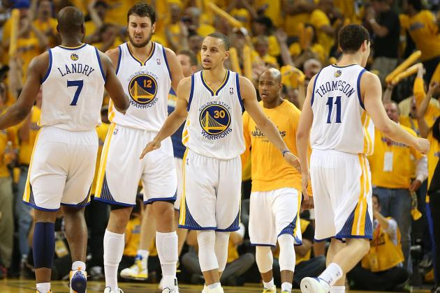Warriors Advance, Face Spurs in Second Round