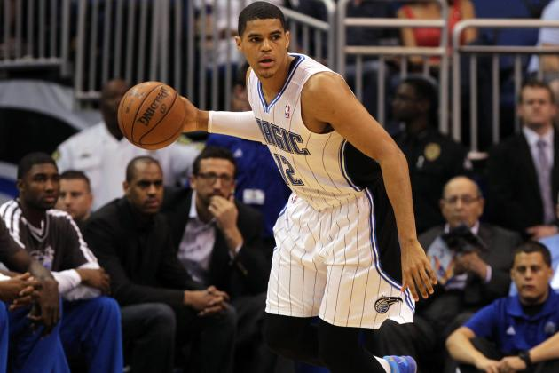 2012-13 Orlando Magic Player Evaluations: Tobias Harris