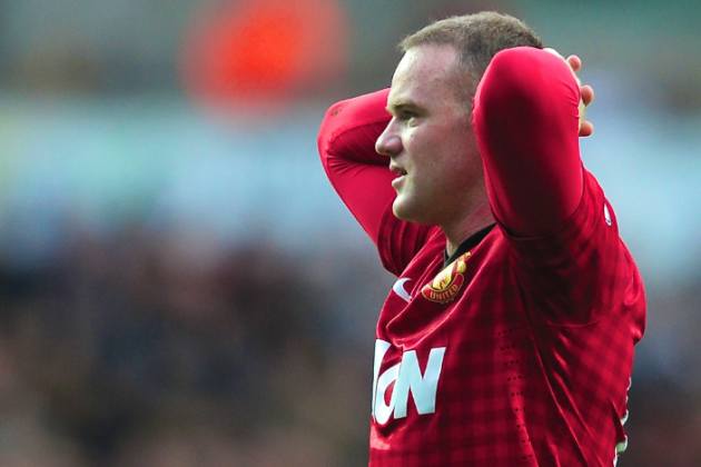 Wayne Rooney's Manchester United Career Has Clearly Now Reached a Crossroads