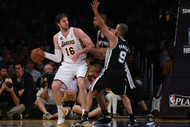 Five Things from the Spurs Playoff Series Win Over Lakers