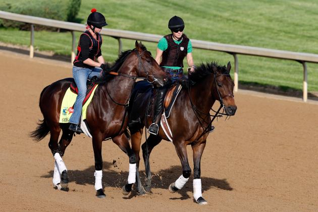 Kentucky Derby Post Positions 2013: Bold Predictions Based on Positioning