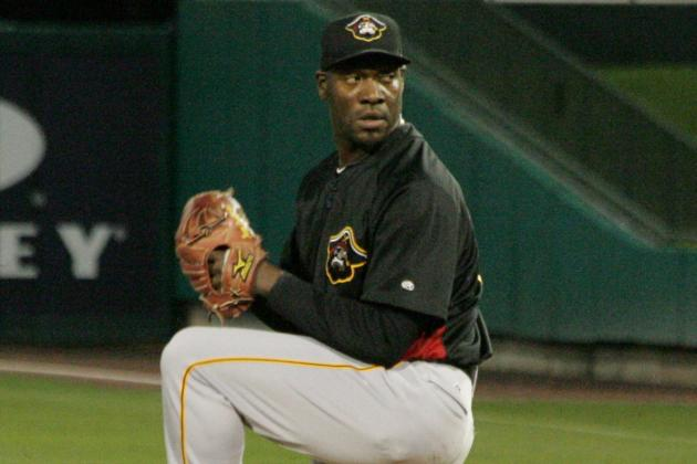 Pirates Call Up Jose Contreras, Send Jared Hughes to Triple A