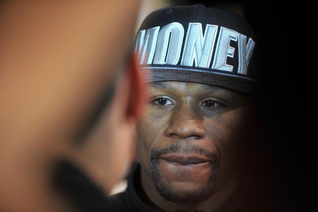 Mayweather vs. Guerrero Fight Is Guaranteed to Shock Sports World