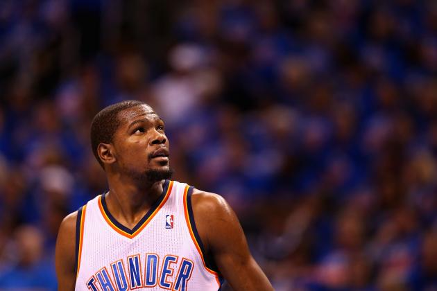 Kevin Durant Puts Royce White in His Place