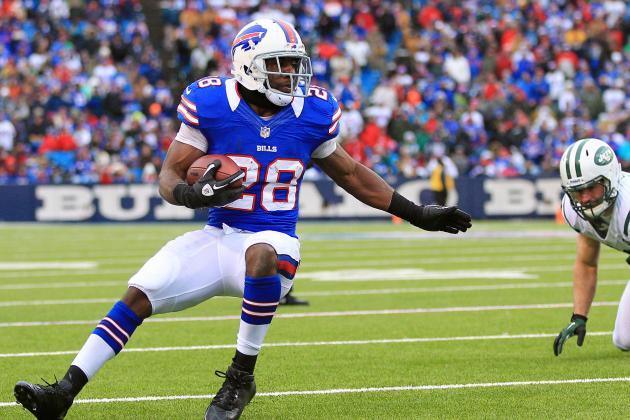 Buffalo Bills Post-Draft Depth Chart