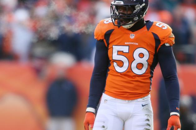 Von Miller Draws Inspiration from J.J. Watt