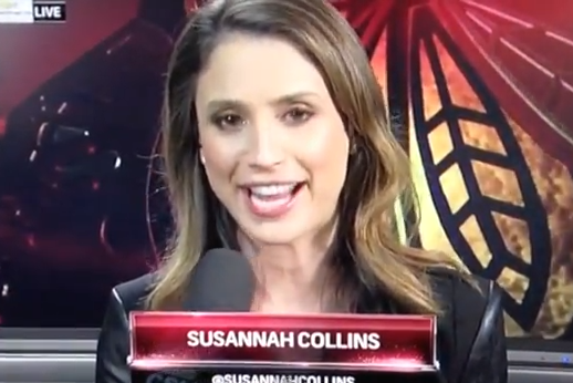 Comcast Chicago Fires Susannah Collins After Live Freudian Slip