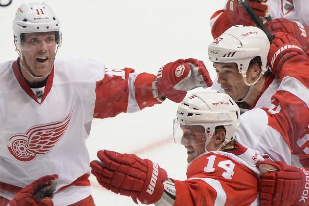 NHL Playoff Schedule 2013: When and Where to Catch Weekend's Best Action