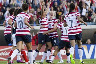 U.S. WNT Will Face Korea Republic