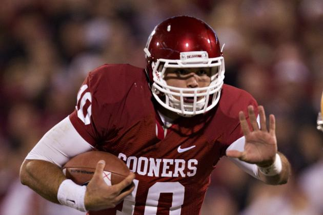 The Big 12's Heisman Race Front-Runners