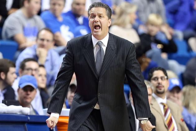 Calipari and Jahlil Okafor Had a Great Talk Last Night