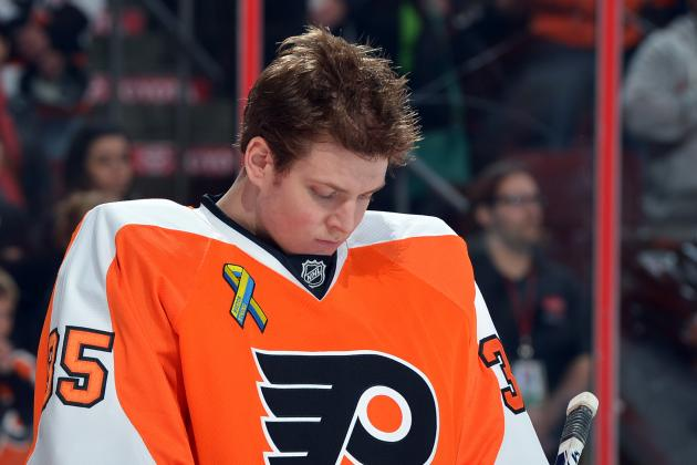 Steve Mason Ready to Challenge Ilya Bryzgalov in Flyers Camp