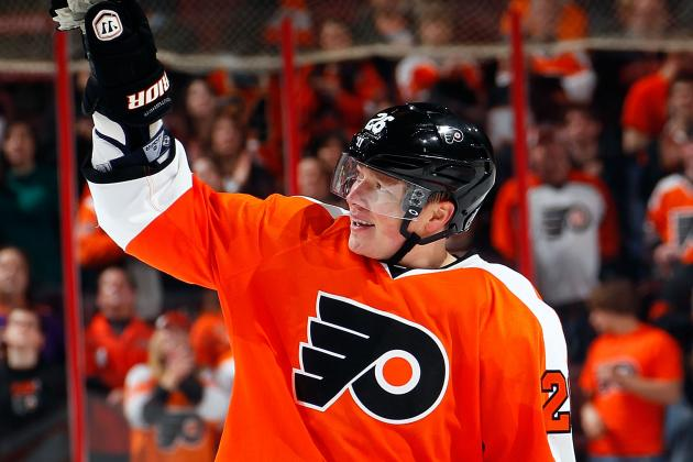 Who Stays and Who Goes: Flyers Free Agent Forwards