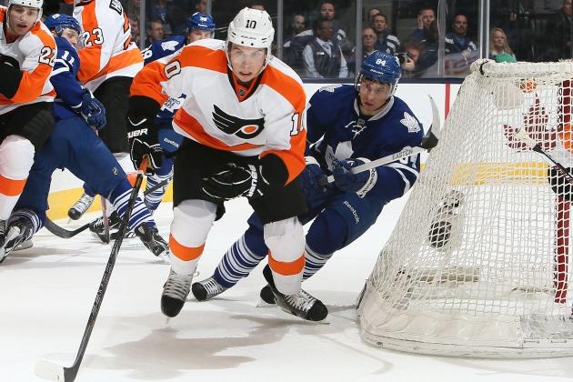 Flyers Return to London, Ont. in Preseason Action